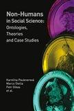 Non-humans in Social Science II - obálka