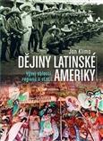 Dějiny Latinské Ameriky - obálka