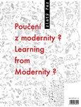 Zlatý řez 37 (Poučení z modernity? / Learning from Modernity?) - obálka