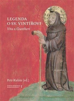 Obálka titulu Legenda o sv. Vintířovi