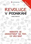 Obálka knihy Revoluce v podnikání