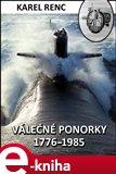 Válečné ponorky 1776-1985 - obálka