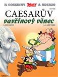 Asterix (08.) a Caesarův vavřínový věnec - obálka