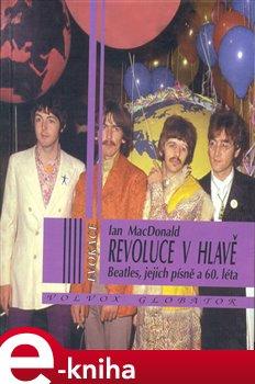 Obálka titulu Revoluce v hlavě