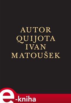 Obálka titulu Autor Quijota