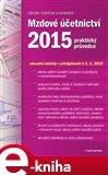 Mzdové účetnictví 2015 - obálka