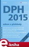 DPH 2015 - zákon s přehledy - obálka