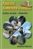 Poselství slaměného klobouku (Kniha druhá – Amerika) - obálka