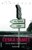 Česká paměť (Národ, dějiny a místa paměti) - obálka