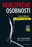 Nebezpečné osobnosti (Jak je odhalit a chránit se před nimi – Příručka bývalého agenta FBI) - obálka