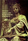 Czech law in historical contexts - obálka
