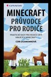 Obálka knihy Minecraft průvodce pro rodiče