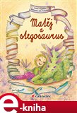 Matěj a stegosaurus - obálka
