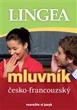Česko-francouzský mluvník (rozvažte si jazyk) - obálka