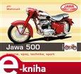 Jawa 500 - obálka
