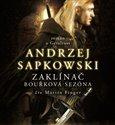 Zaklínač - Bouřková sezóna (román o Geraltovi) - obálka