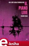 Piano live - obálka