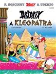 Asterix (06.) a Kleopatra - obálka