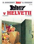 Asterix (07.) v Helvetii - obálka