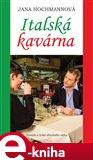 Italská kavárna - obálka