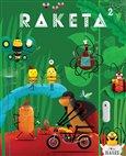 Raketa 02 (Časopis pro děti chytrých rodičů) - obálka