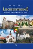 Liechtensteinové - obálka