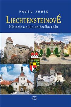 Obálka titulu Liechtensteinové