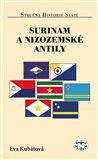Surinam a Nizozemské Antily - obálka