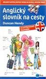 Anglický slovník na cesty - obálka