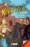Gladiátorův zlatý poklad (Klub Tygrů) - obálka