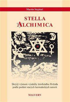 Obálka titulu Stella alchimica