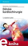 Dětská kardiochirurgie - obálka