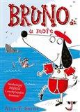 Bruno u moře (Neobyčejný pejsek s neobyčejným životem!) - obálka