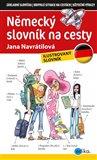 Německý slovník na cesty - obálka