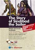 Příběh námořníka Sindibáda (a další 2 pohádky) - obálka