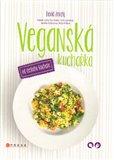 Veganská kuchařka od českého kuchaře - obálka