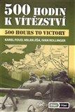 500 hodin k vítězství (500 hours to Victory) - obálka