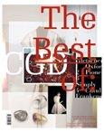 The Best of: 2014 (Ročenka českého designu / Ceny Czech Grand Design 2014) - obálka