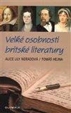 Velké osobnosti britské literatury - obálka
