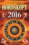 Obálka knihy Horoskopy 2016
