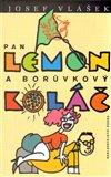 Pan Lemon a borůvkový koláč - obálka