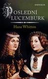 Poslední Lucemburk - obálka
