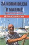 Za kormidlem v marině (Vše o manévrování s lodí) - obálka