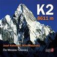 K2 - 8611 metrů - obálka