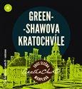 Greenshawova kratochvíle - obálka