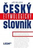Český etymologický slovník - obálka