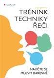 Trénink techniky řeči - obálka
