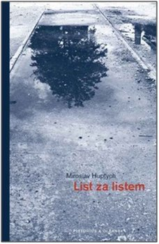 List za listem - Miroslav Huptych