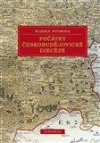 Počátky českobudějovické diecéze - obálka