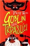 Goblini versus trpaslíci - obálka
